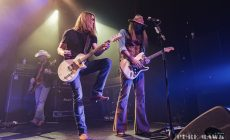 Whiskey Myers - John Jeffers, Cody Tate