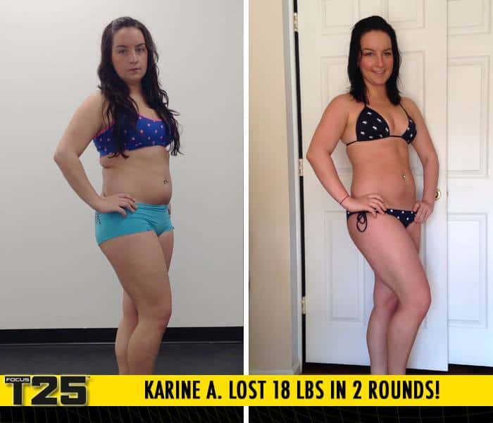 T25 Workout Weight Loss Results | freesub4 com