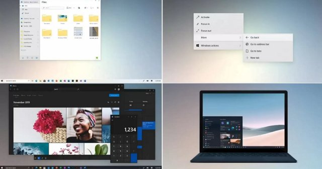 Is this a preview of the next generation of Windows? - Next generation of Windows is here