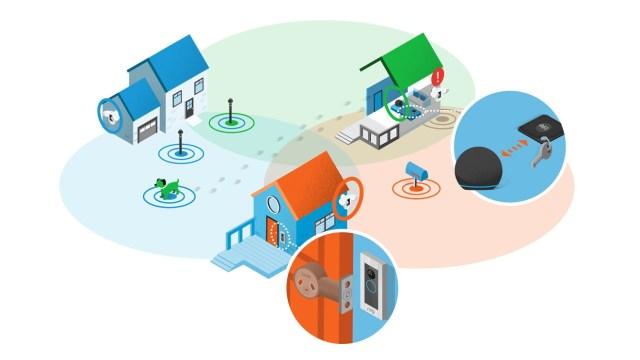 How does Amazon Sidewalk work? - Amazon Echo shares your Wi-Fi network