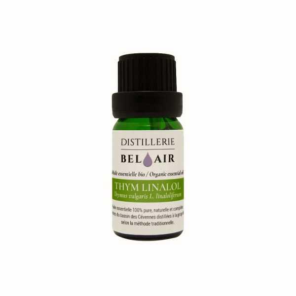 Huile essentielle thym linalol bel air
