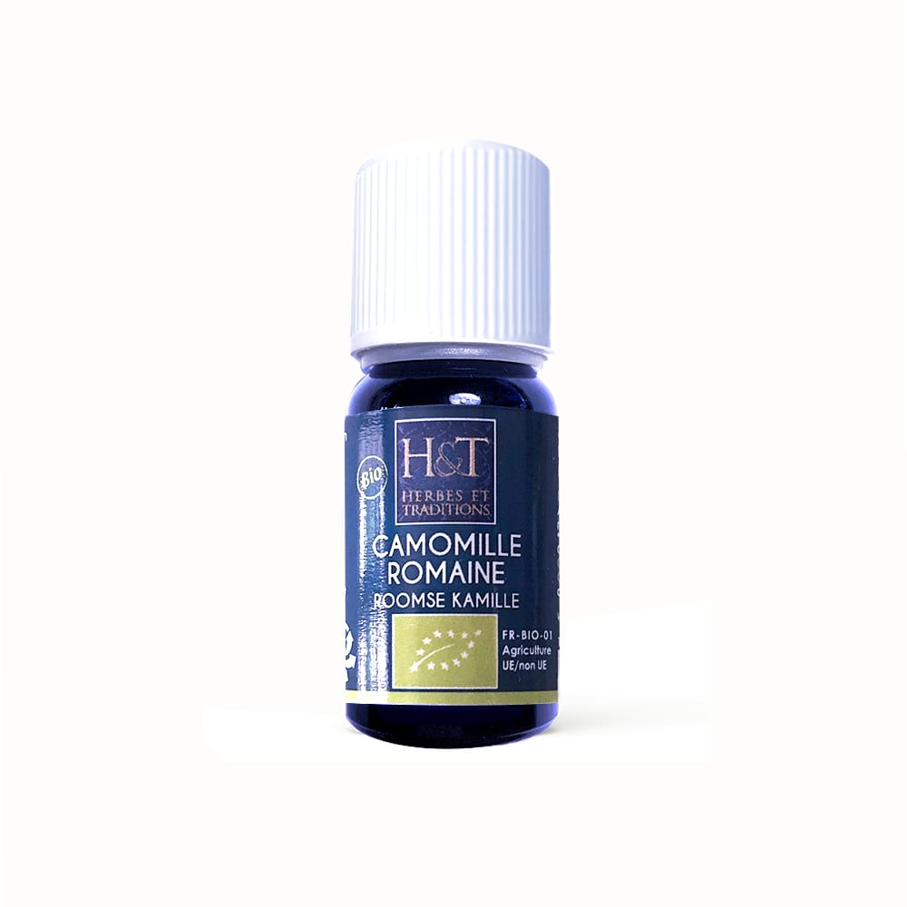 huile essentielle camomille romaine herbes et traditions