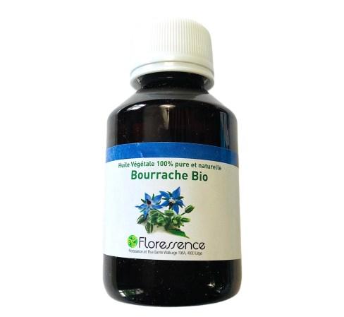 Huile végétale Bourrache bio