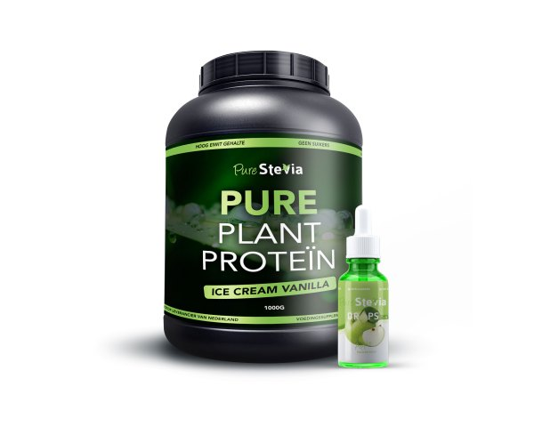 Pure protein appel