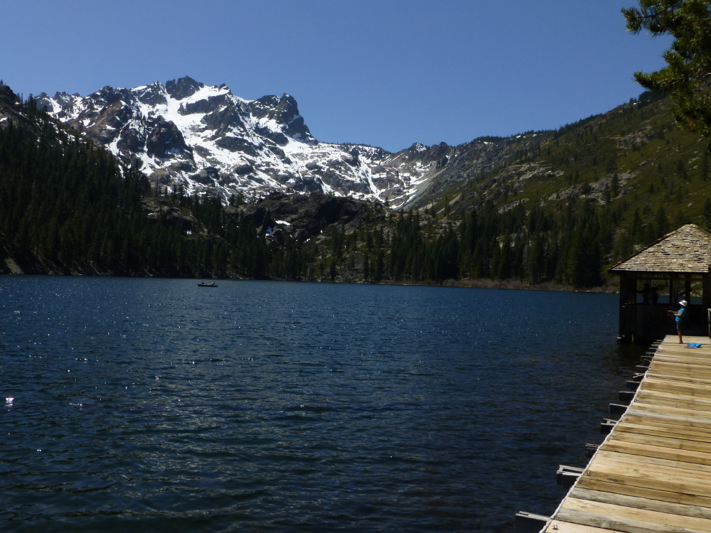 Lakes Basin Spring Hike