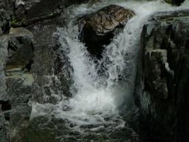 Passe Creek waterfalls