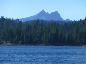 Sierra Buttes in the distance