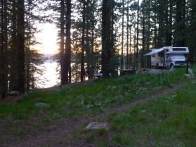 Jackson Meadows Reservoir - East Meadows CG site #34