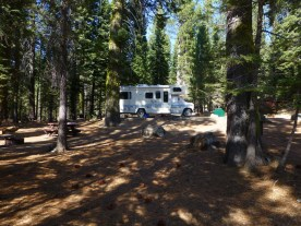 Pass Creek Campground