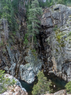 Yuba River canyon