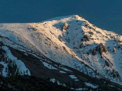 Eastern Slope Sierras