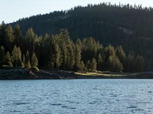 Stampede Reservoir
