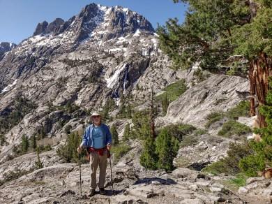 Horsetail falls hike