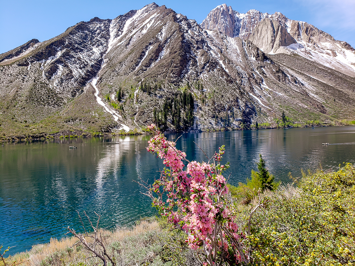Rt. 395 May 2018 Trip – Convict Lake