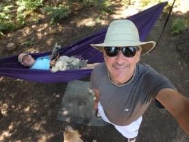 Gary selfie
