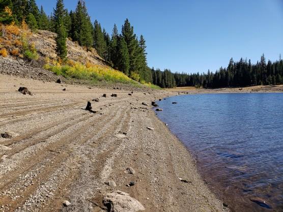 Lake down around 30-40ft