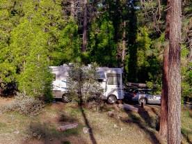 Shirttail Creek campground