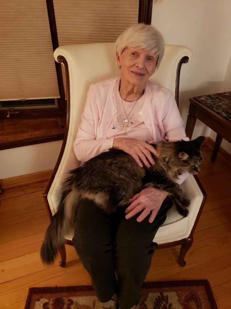 Mom's 97th Birthday!