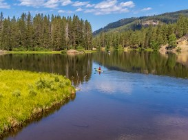 Milton Lake