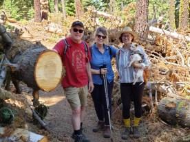 Dick, Gwyn and Jillian