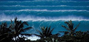 Big Wave Surfing in Hawaii