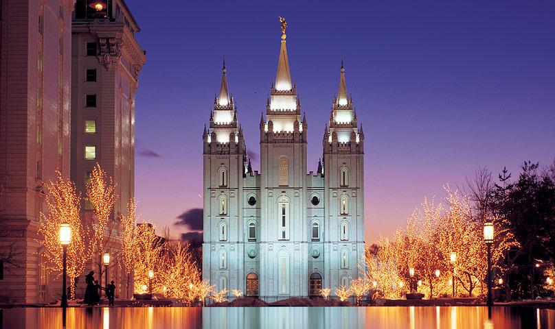 Mormons Temple