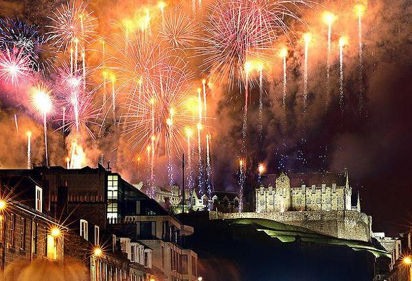New Year s Eve in Edinburgh   Pure Vacations