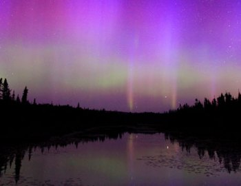 Chasing the Northern Lights in Cook County – Minnesota