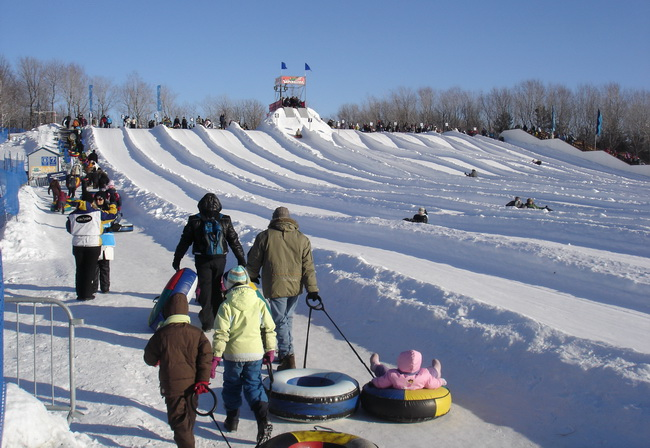 Winter Sports in Montreal