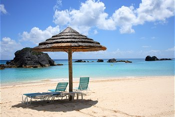 Beach Vacation in Bermuda