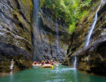 River Trip in Fiji