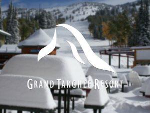 Snowboarding at the Grand Targhee Resort 3
