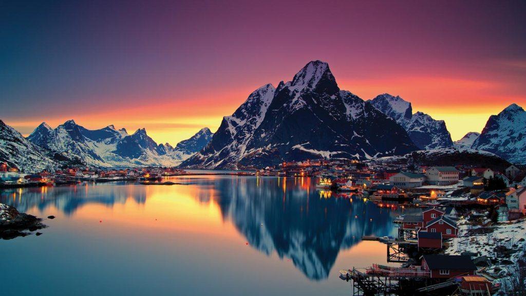 Winter fun in Northern Norway