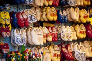 Clogs in Amsterdam