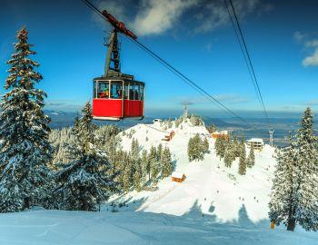 Explore Skiing in Romania