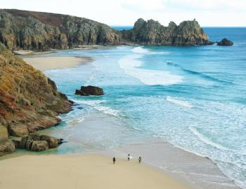 Exploring the Bays of Cornwall