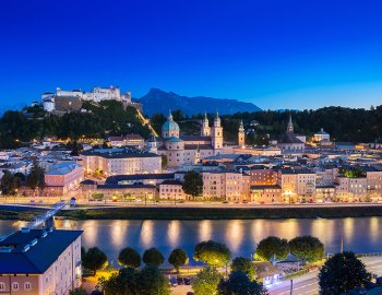 Escape to Salzburg