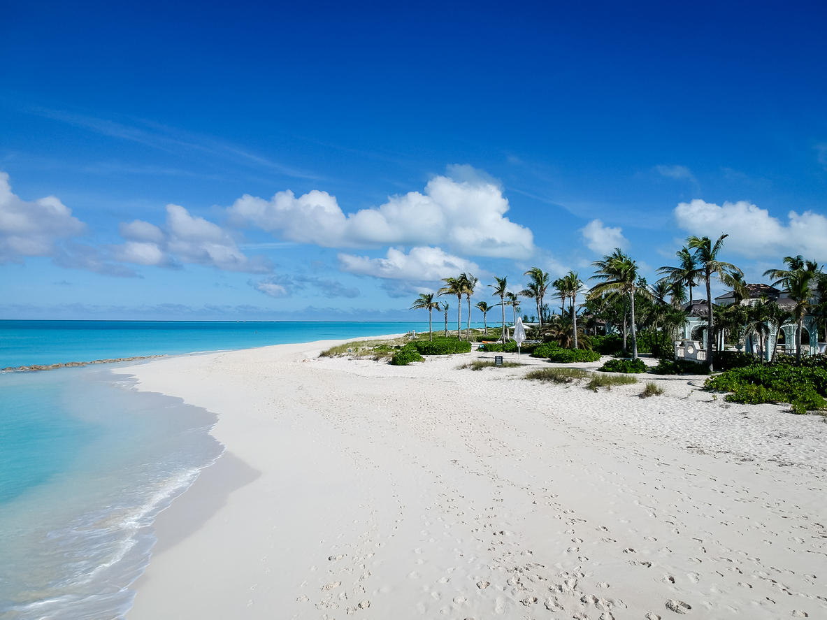 Grace Bay, Providenciales, Turks and Caicos