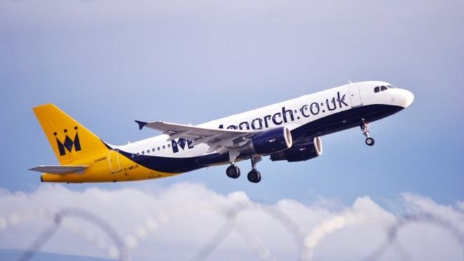 Monarch Airlines Failure 2017