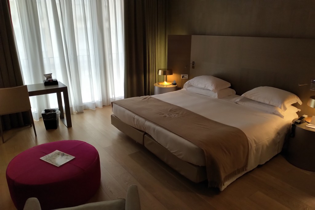 Deluxe Room in Rosa Grand Hotel