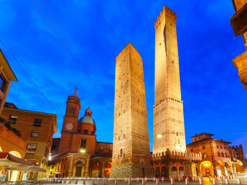 Two Towers, Asinelli and Garisenda