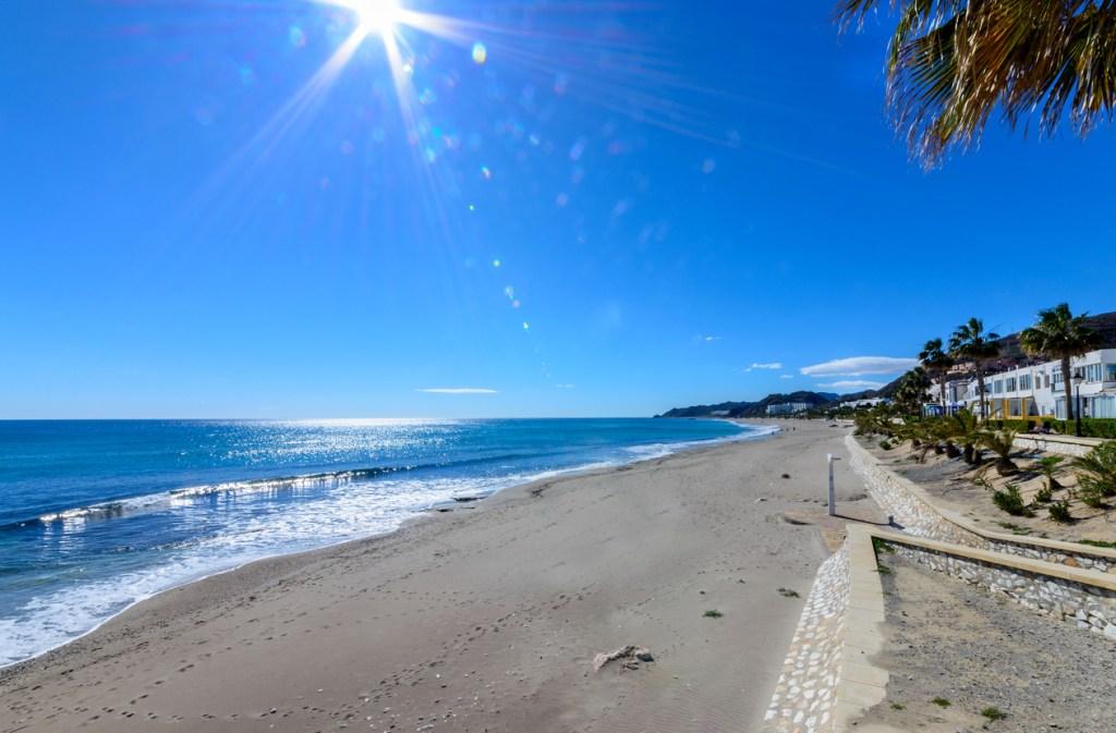 Mojacar Beach Almeria Province