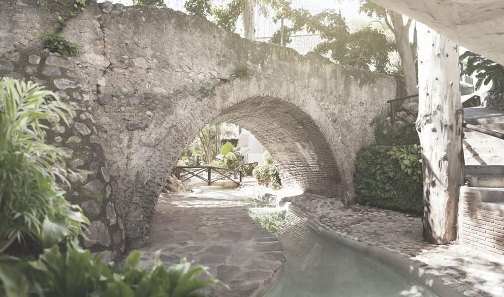 Gardens at Puente Romano, Marbella
