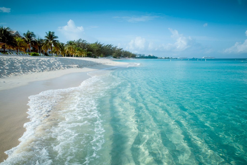 Jamaica Beach and Gorgeous Water