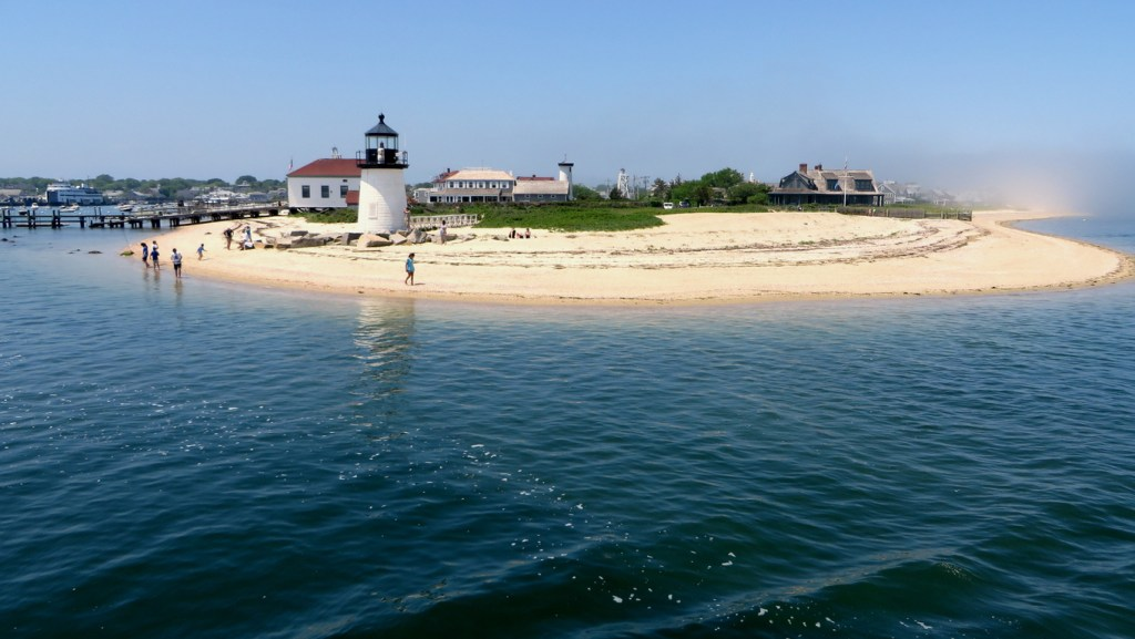 Brant Point Light in Nantucket, MA