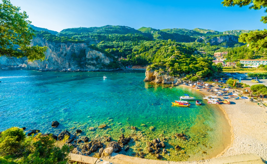 Best Beach Holidays European Beaches