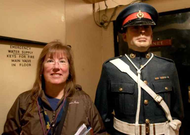 churchhill war rooms london eileen cotter wright