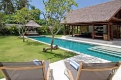 Villa Yudistira - Pool and Villa
