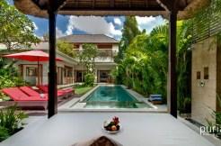Villa Kalimaya Two - View from Bale