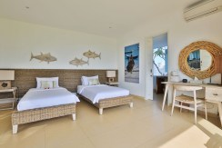Villa Putih - Twin Bedroom